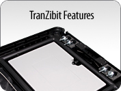 TranZibit Portable Tradeshow Table Features