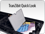 TranZibit Portable Tradeshow Table Quick Look