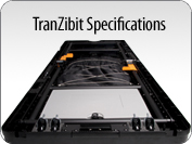 TranZibit Portable Tradeshow Table Specs